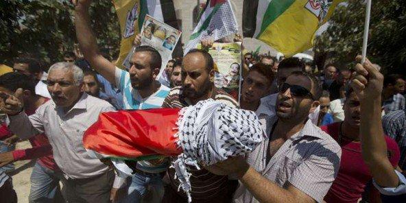 Onde de choc en Israël après des images d'extrémistes juifs célébrant la mort d'un bébé palestinien