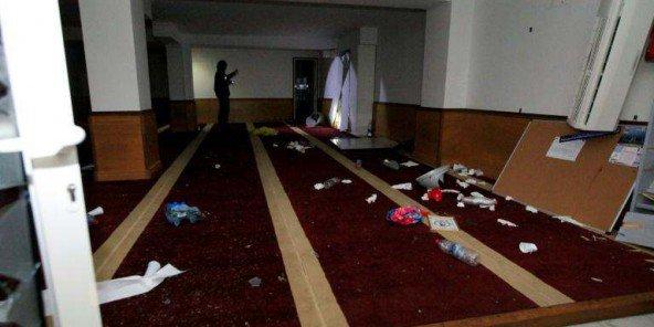 France : une salle de prière musulmane saccagée à Ajaccio dans une expédition punitive