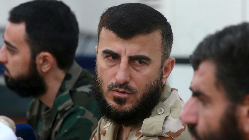Syrie: le régime élimine Zahrane Allouche, chef islamiste rebelle
