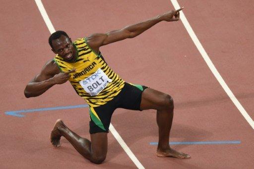 "Usain Bolt et Serena Williams ""Champion des champions 2015 Monde"" de L'Equipe"