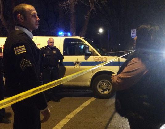 Drame à Chicago-Deux noirs abattus par un policier