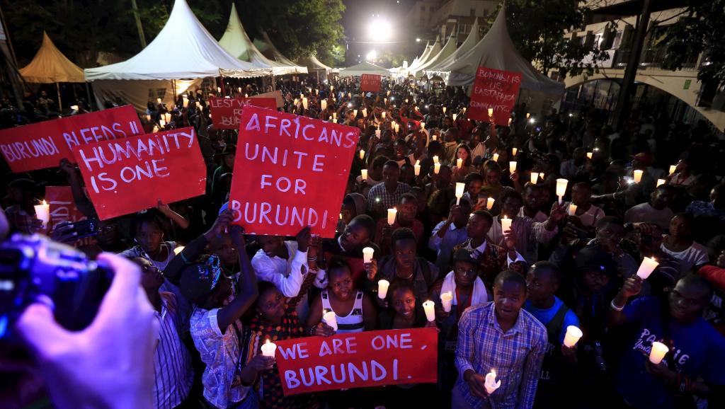 Ouganda: les pourparlers sur le Burundi s'ouvrent à Entebbe