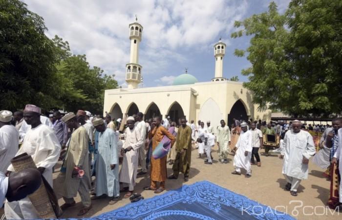 Nigeria: Explosion dans une mosquée de Maiduguri, au moins 20 morts