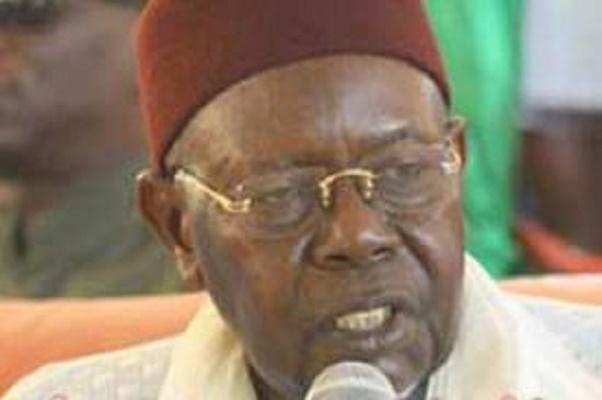 La déclaration de remerciements du Mourshid Serigne Abdoul Aziz SY Al Amine