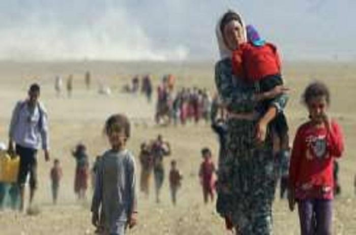 """""""L'Etat islamique est à la tête d'un véritable trafic d'êtres humains, spécialement de femmes, à des fins sexuelles"""""""