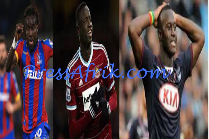Lions les plus réguliers d'Europe : Kouyaté, Souaré et Saivet sur le podium