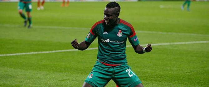 Baye Omar Niasse élu joueur de l'année en Russie