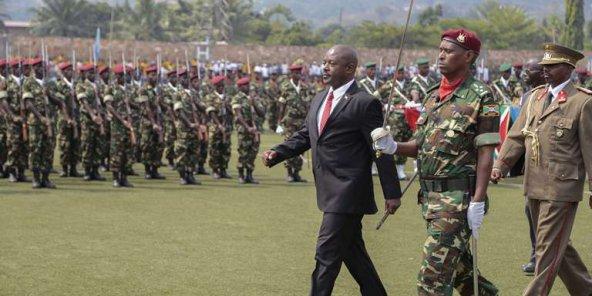 Burundi : Nkurunziza promet de répondre par la force si l'Union africaine envoie ses troupes