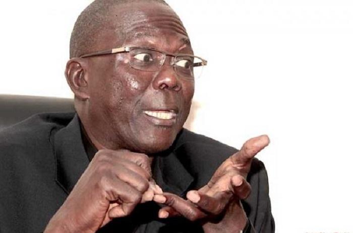 Moustapha Diakhaté : «Decroix veut une nouvelle fois salir l'Assemblée nationale»