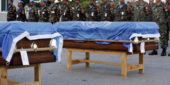 Deux policières rwandaises de l'ONU tuées par balle en Haïti