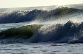 Houle dangereuse: la météo alerte les pêcheurs