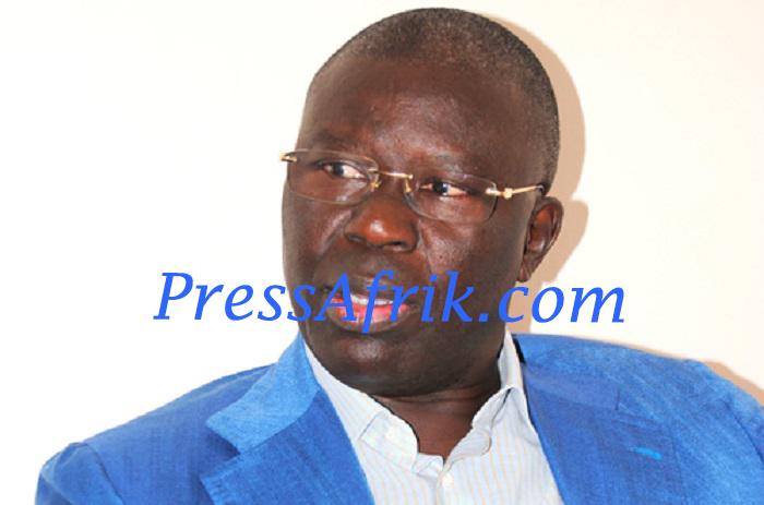 Babacar Gaye - PDS: «C'est dangereux de mettre autant de réformes»