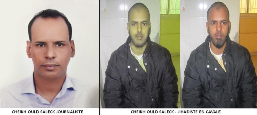 Mauritanie: Arrestation d'un journaliste confondu avec le jihadiste évadé à Dakar
