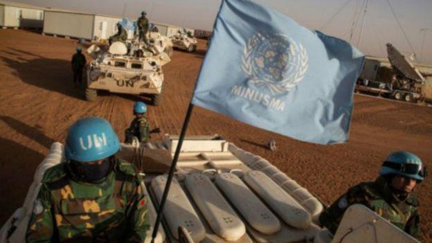 Mali : Ban Ki-moon pour la paix