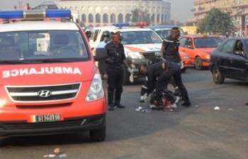 Côte d'Ivoire: 689 personnes tuées dans des accidents en 2015 contre 530 en 2014, en hausse de 159 victimes (pompiers)