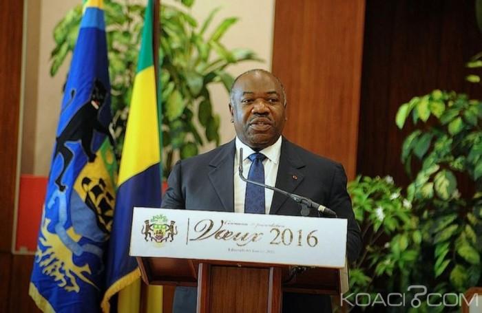 Gabon: Année éléctorale, Ali Bongo met en garde contre la politisation de l'armée