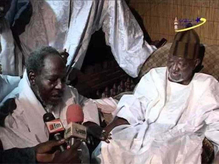 Le Khalife de Darou Mousty, Serigne Cheikh Khady M'backé est décédé