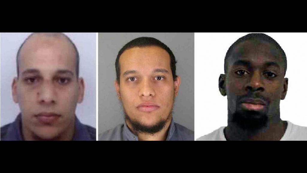 Attentats de janvier 2015: le destin funeste de trois terroristes