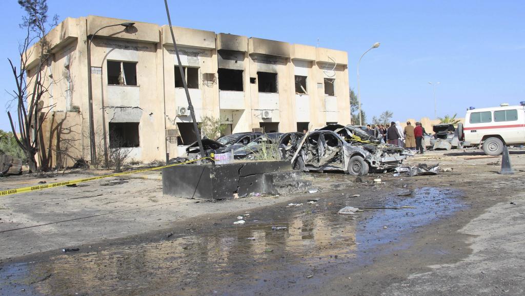 Libye: les zones gouvernementales prises pour cible