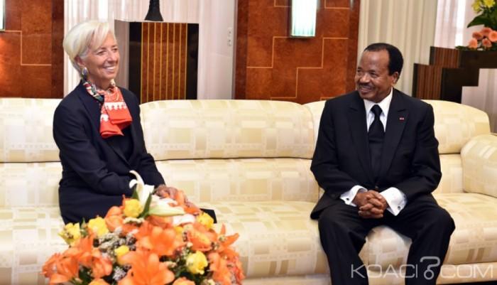 Cameroun: Projets structurants, Christine Lagarde dénonce un manque de coordination gouvernementale