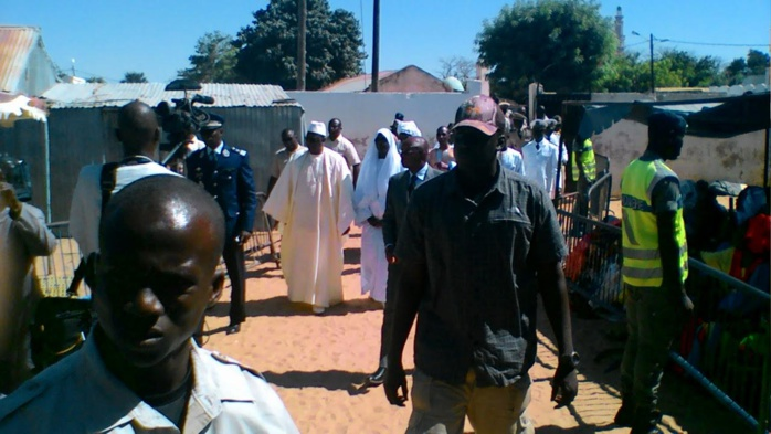 Macky Sall à Darou Mousty ce samedi: «Les derniers vœux du défunt khalife seront respectés»