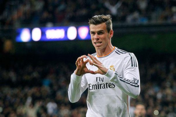 """Real  5 - 0 Deportivo: Bale et Benzema """"baptisent"""" Zidane"""