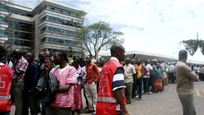 Reprise des cours à l'Université de Garissa