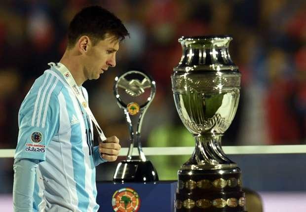 Argentine, Messi pourrait ne pas participer aux JO mais à la Copa América