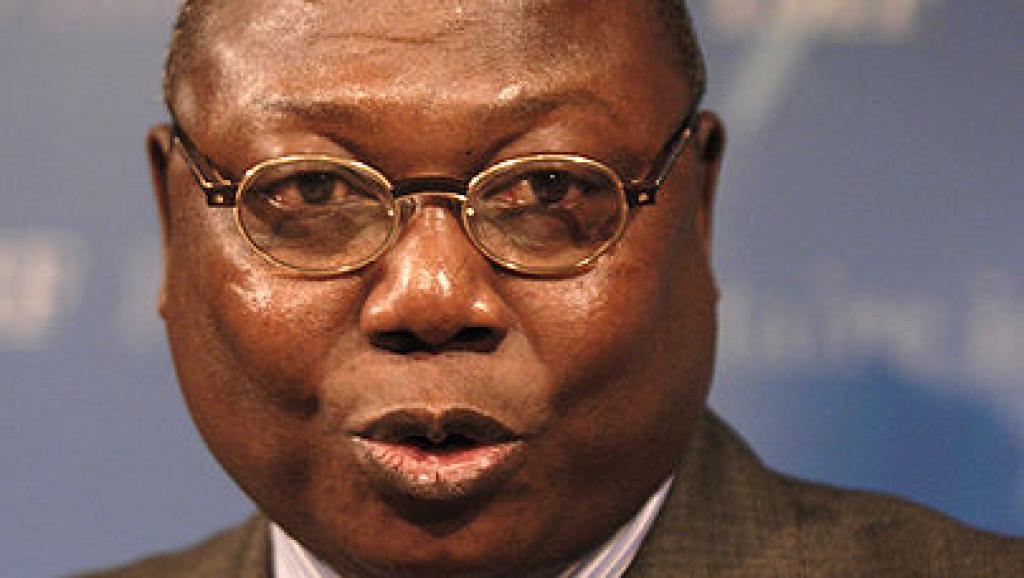 L'ancien Premier ministre de Centrafrique, Martin Ziguéle. © Photo/Wikipédia