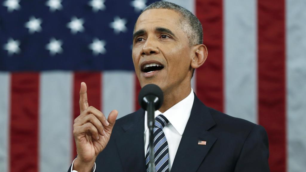Dans son dernier discours sur l'état de l'Union, Obama fait le bilan