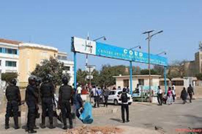 Détournement à l'UCAD: 2 personnes écrouées