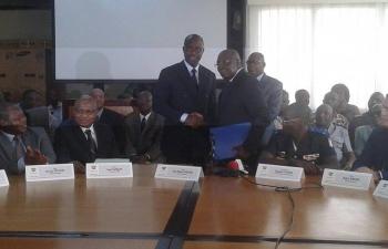 Le taux de présence de l'armée ivoirienne passe de 55-60% en 2011 à plus de 99% début 2016 (ministre sortant)