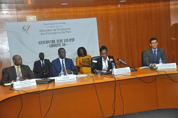 Amadou Ba : «Il est logique qu'il y ait débat autour des 6,4% car… »