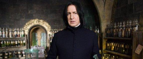 "L'acteur Alan Rickman, alias Severus Rogue dans ""Harry Potter"", est mort"