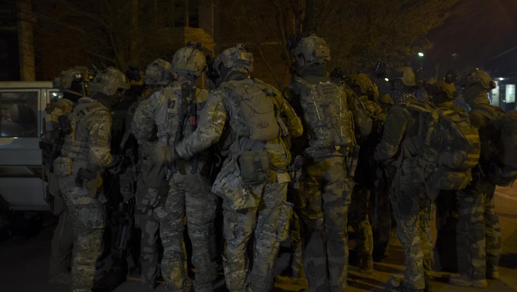 Attaque à Ouagadougou: assaut des forces spéciales en cours
