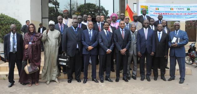 Création de la SOGEOH : La Guinée abritera la nouvelle société de l'OMVS