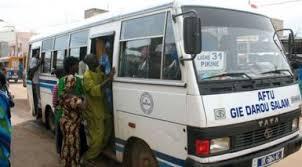 « Une baisse du prix du transport n'est pas à l'ordre du  jour » Djibril Ndiaye président AFTU
