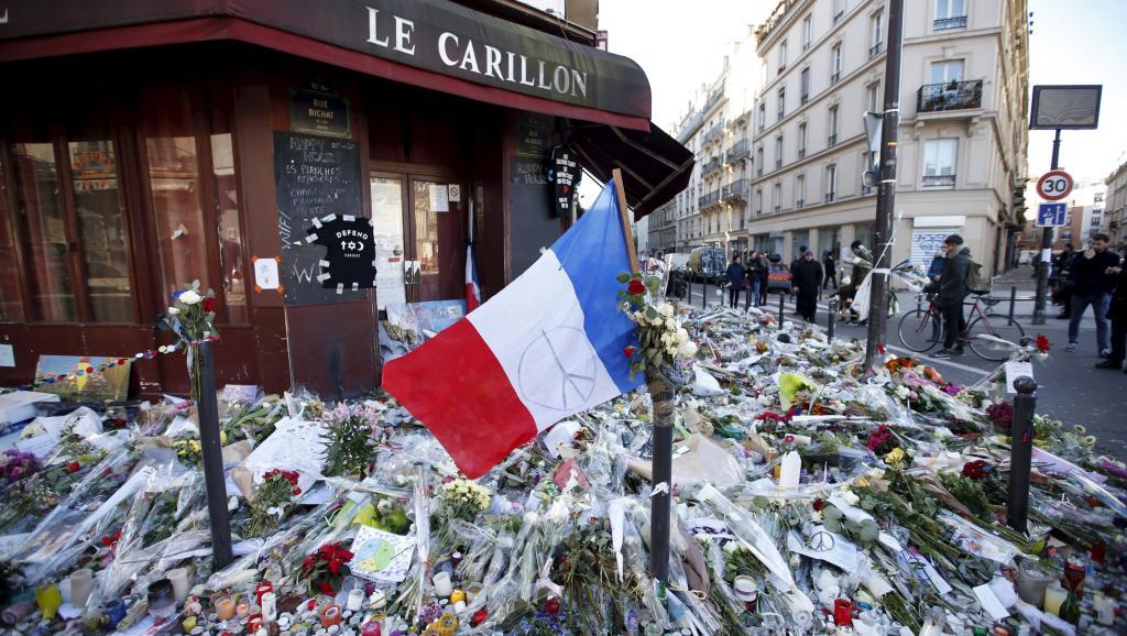 Attentats de Paris: «J'ai envie d'aller mieux, c'est tout»