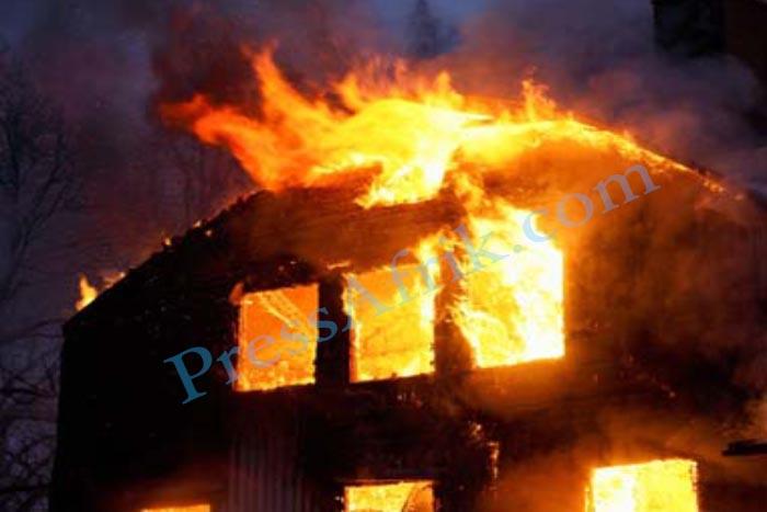 Drame à Thiès : 5 enfants d'une même famille, meurent calcinés par le feu
