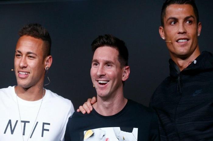 """Ronaldo: """"Messi et Neymar auraient dû me payer"""""""