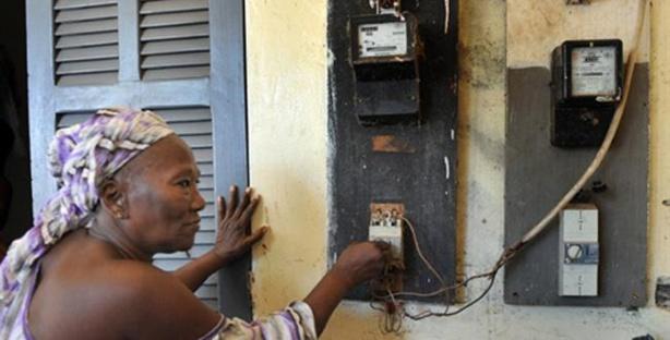 Energie : 3 Sénégalais sur 5 ont accès à l'électricité