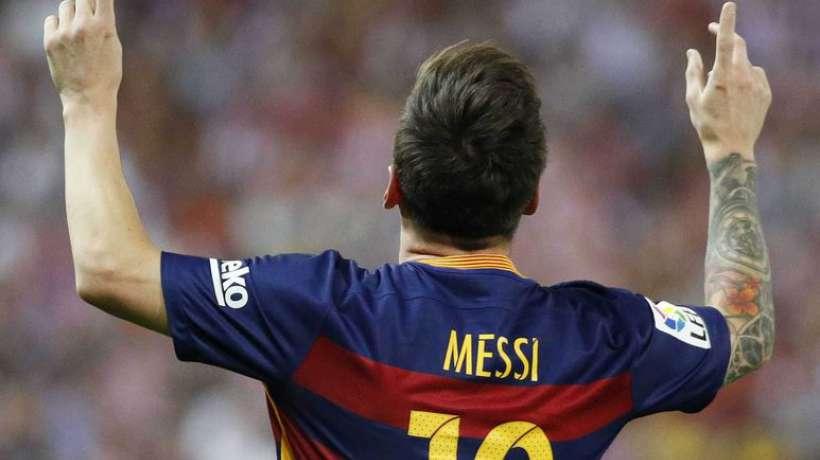 Barça : Messi envoie un message à Manchester City et au PSG