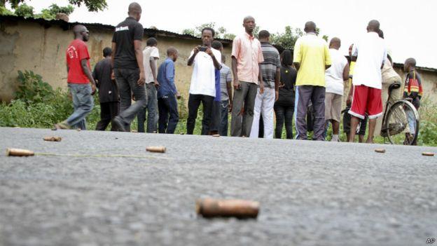 Burundi : trois personnes tuées