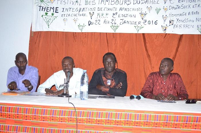Festival des Tambours du Sahel : La culture au service de l'intégration.