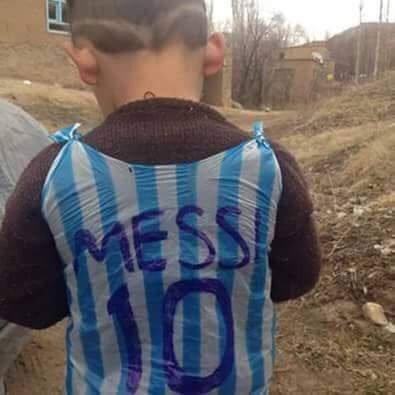 Barça : la photo qui a ému le clan Messi
