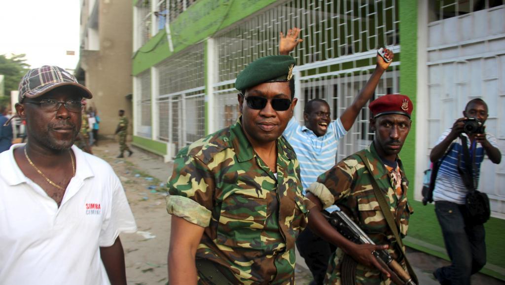 Burundi: le général Godefroid Niyombaré à la tête des Forebu