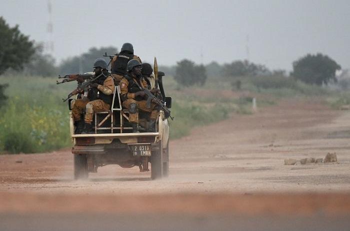 Dernière minute: Un dépôt d'armes attaqué à Ouagadougou