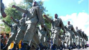 Le Régiment de sécurité présidentielle (RSP) a tenté de prendre le pouvoir le 17 septembre 2015, avant de rendre les armes.