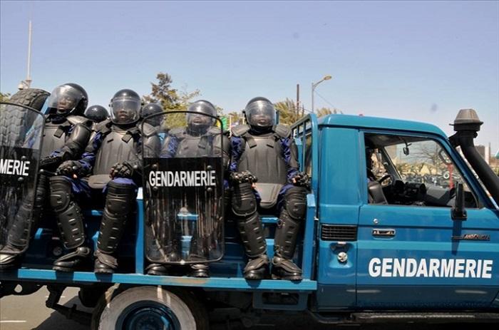 Fin de cavale de Boy Djinné: le film de l'arrestation du «Michael Scofield» sénégalais