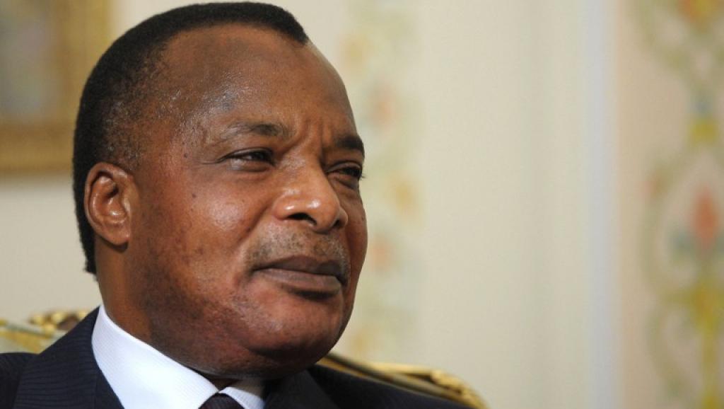 Congo: Denis Sassou-Nguesso investi candidat à la présidentielle